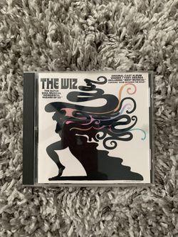 The Wiz soundtrack CD for Sale in Lorena,  TX