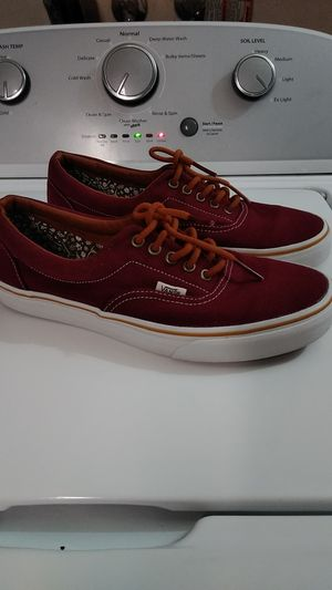 eb78ecca3d99 Vans unisex please see pics for size for Sale in Menifee