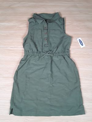 Old Navy NWT 5T Army Green Dress for Sale in Las Vegas, NV