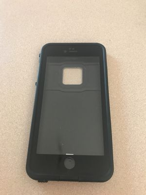 iPhone 6 Plus Lifeproof case for Sale in Wichita, KS