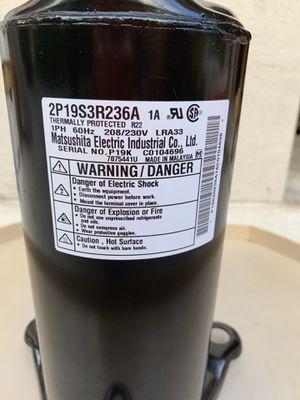AC Compressor - 2P19S3R236A 1A for Sale in Pembroke Pines, FL