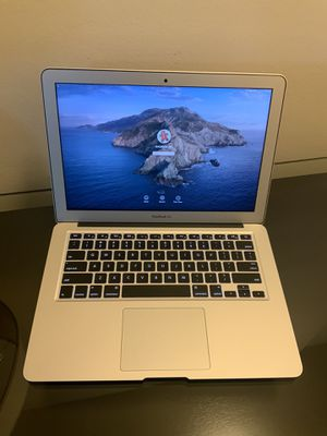 MacBook Air 2017 Intel Core i5 8 GB Ram 128 Flash Drive for Sale in Arlington, VA