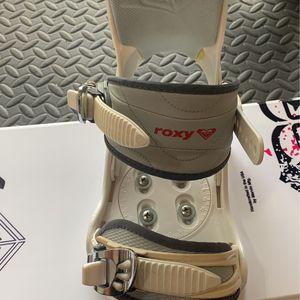 Roxy Snowboard Bindings for Sale in Ontario, CA