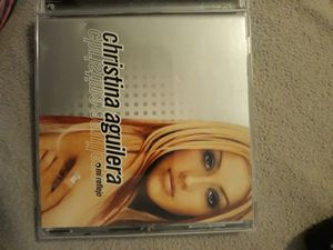 CD DE CRISTINA AGUILERA ES DE USO MIO PERO ESTA LINPIO for Sale in Miami, FL