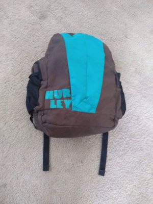 Big Hurley Backpack for Sale in Wildomar, CA