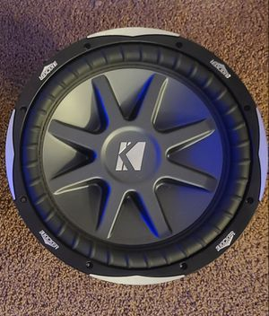 Sub. Kicker VX 12inch for Sale in Portland, OR
