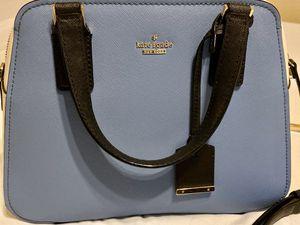Brand new Kate Spade purse blue white black purse for Sale in Gilbert, AZ