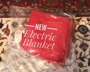 Electric Blanket, 30 in x 59 in, only each for Sale in Henderson, NV
