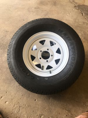 NEW spare trailer wheel/tire for Sale in Downers Grove, IL