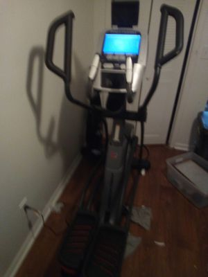 Smart Elliptical (WiFi Compatible WorkOut Machine) for Sale in Morrow, GA