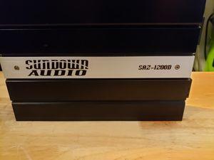 Sundown audio Saz 1200.1 amplifier for Sale in Lake Worth, FL