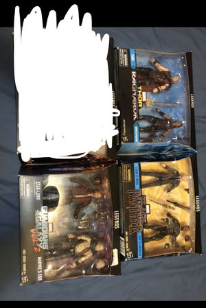Marvel Legends 2 Packs for Sale in Rancho Cucamonga, CA