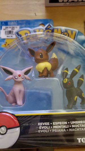 Tomy rare pokemon figures for Sale in Austin, TX