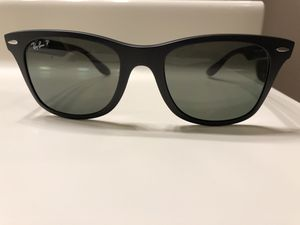 Ray-Ban Men's Wayfarer Liteforce Polarized Square Sunglasses for Sale in Chicago, IL