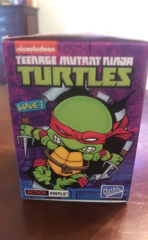 Teenage mutant Ninja Turtles action toy figure for Sale in Miami, FL