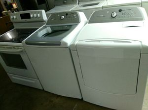 Stove, washer and dryer set for Sale in Belleville, IL