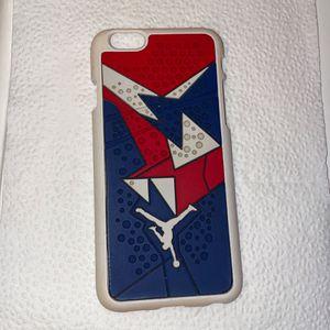 Jordan Retro 7 Olympic iPhone 6/6S Case for Sale in Los Angeles, CA