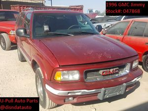 1996 GMC S-15 Jimmy @ U-Pull Auto Parts 047868 for Sale in Las Vegas, NV