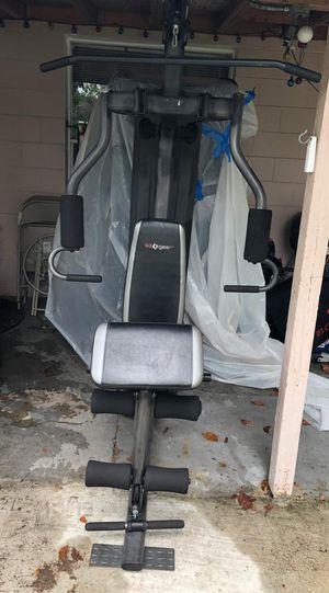 Home Gym, Chest Press Multi Purpose for Sale in Apopka, FL