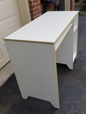 White Ikea DESK for Sale in Charles Town, WV