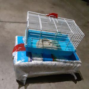Small pet cage for Sale in Albuquerque, NM