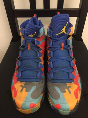 Nike Air Jordan XX8 SE Russell Westbrook camo PE Size - 12 for Sale in Los Angeles, CA