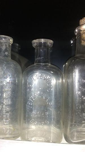 Antique vet bottle for Sale in Rensselaer, NY