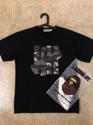 Bathing Ape Bape X Undefeated Collab Tee. Supreme Size XL for Sale in Rowland Heights, CA