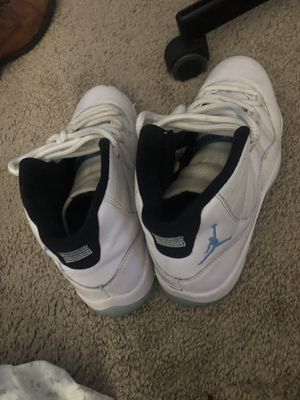 Legend blues Jordan 11 in a good condition size 9.5 for Sale in Springfield, VA
