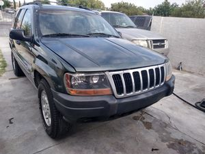 2001 JEEP GRAND CHEROKEE 4X4 for Sale in North Las Vegas, NV