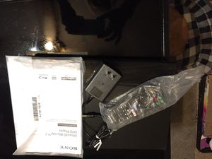 Sony Ultra HD Blu-ray/DVD Player (brand new) for Sale in Coalton, WV