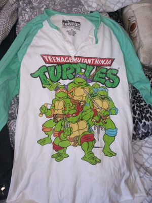 Ninja Turtles baseball tee for Sale in Long Beach, CA