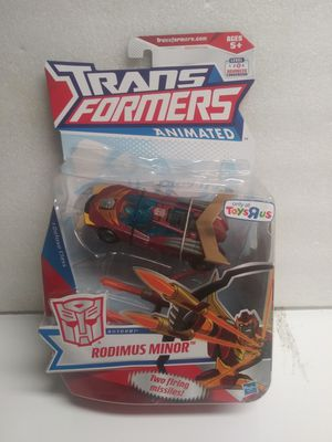 Transformers Animated Toys R Us exclusive Rodimus Minor for Sale in Brooks, OR