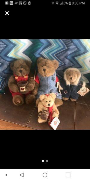 Stuffed Teddy Bears for Sale in Charlotte, NC