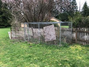 Chain link kennel for Sale in Snohomish, WA