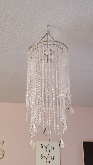 Crystal Chandelier for Sale in Glendora, CA