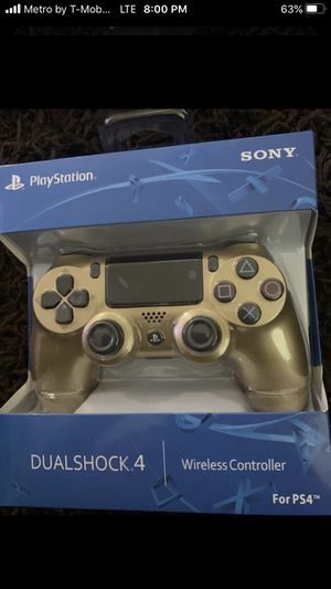 PlayStation 4 controllers (warning) for Sale in Chula Vista, CA