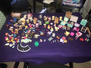 Littlest Pet Shop, Shopkins, Paw Patrol, Barbie for Sale in Mesa, AZ