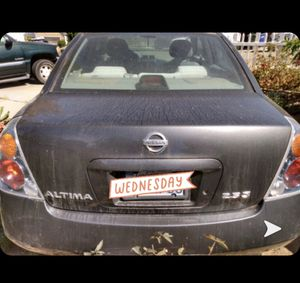 2004 Nissan Altima for Sale in Vista, CA