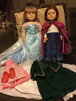 Kirsten & Felicity AGD in Ella&Anna Costumes for Sale in Lynn, MA