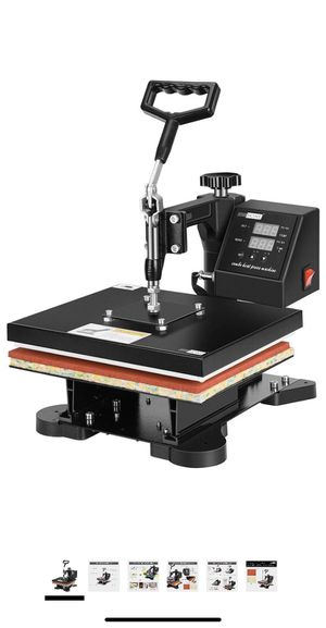 Heat press for Sale in Milwaukee, WI