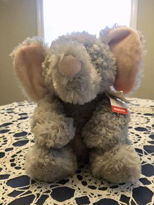 Aurora Grey Tubbie Wubbie Elephant Plush Toy for Sale in Warwick, RI