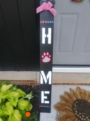 Homemade custom signs. for Sale in Southfield, MI