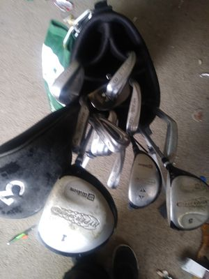 Wilson golf clubs for Sale in Cleveland, OH