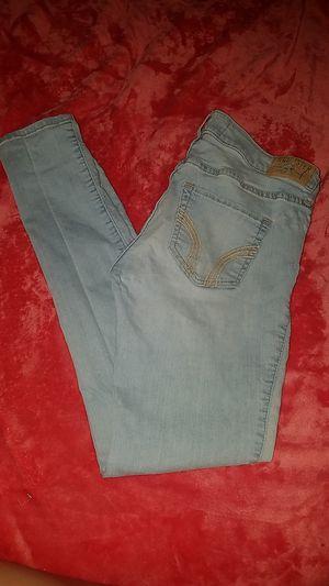 Hollister super skinny jeans size 3s for Sale in Frostproof, FL