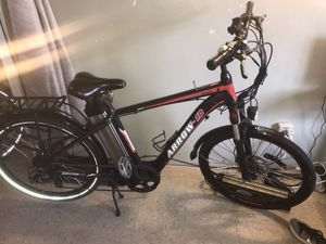 Arrow 10 electric bike , scooter , delivery for Sale in New York, NY