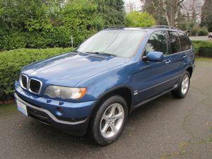2001 BMW X5 for Sale in Shoreline, WA