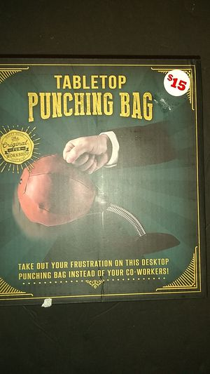 TableTop Punching Bag for Sale in Rural Hall, NC