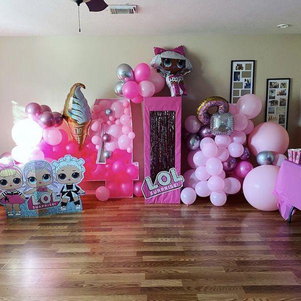 Lol Surprise Barbie Box
