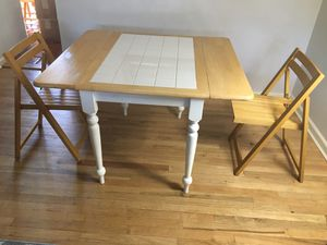 Table and Chairs!! for Sale in Glen Ridge, NJ